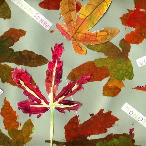 Les feuilles d'Anna