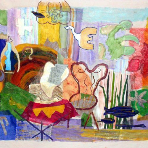 Isabelle Meunier esprit de Braque